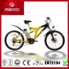 250W Lithium Battery MTB Electric Mountain Bike 36V10ah Disk Brake Ebike