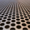 Stainless Steel or Aluminum Perforated Metal Sheet