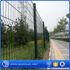 PVC Painted 3 D Welded Wire Fence Installation with Factory Price
