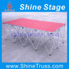 Network Stage Plywood Stage