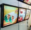 Restaurant Fast Food Illuminated LED Menu Board