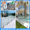 1200mm Height DIY Frameless Flat Polished Edges Toughened Glass Fencing