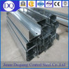 Hot Rolled Structural Mild Carbon Steel C Channel