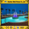 Small Music Pool Fountain in Swimming Pool