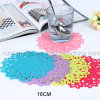 Wholesale Fashion Silicone Glass Coaster