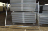 High Security PVC Coated Construction Australia Used Temporary Fence