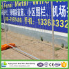 2.1mx2.4m Galvanised Construction Site Temp Fencing
