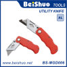 Folding Utility Knife with Aluminium Alloy Handle