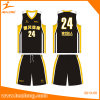Healong Best Selling Sublimation Transfer Basketball Jerseys Uniforms