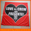 Advertising Polyester Fabric Flag with Company Logo