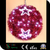 Christmas Decoration Light 3D Motif Ball