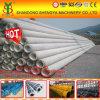 Shengya Steel Concrete Electric Pole Mould/Telegraph Pole Mould in Nigeria, Kenya Market