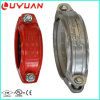 FM UL Ce Approval Grooved Pipe Coupling for Fire Safety System