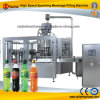 Automatic Sparkling Beverage Juice Filler