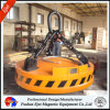 Hoisting and Transporting Steel Parts Magnet Electric Lifting