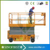 6m to 12m High Quliaty Automatic Mobile Electric Scissor Lift