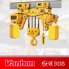 Shanghai Top Quality 10 Ton Low Headroom Type Hoist