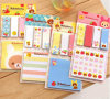 Multi Colors Customized Sticky Note Bookmark