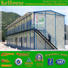 Popular Steel Frame Prefabricated House for Living