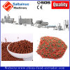 Extruding Flaoting Fish Food Pellet Making Manufacturing Line Poultry Food Machine