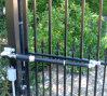 Ahouse Swing Electric Fence Gate Opener, Automatic Gate Motor (EM)