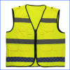 High Quanlity Light-Reflecting Waistcoat with Pocket