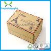 Custom Printing Brown Kraft Paper Box Packaging