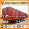 14.6 Meters 3-Axle Gooseneck Box/Van Type Semi Trailer