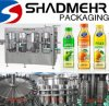 Complete Beverage Glass Bottle Drinking Filling Machine