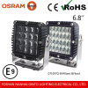 85W 6.8′′ Auto LED Work Light for Trucks Working (GT1007Q-85W)