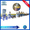 Plastic Recycling Pet Bottle Flakes Washing Line with Pipeline Dryer
