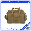 Mens Leisure Canvas Duffle Bag for Long Weekend Trips