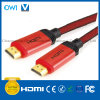 Metal Assembly Flat Cable HDMI 19pin Plug-Plug Cable