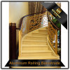 Villa Decorative Luxury Interior Stair Aluminum Baluster