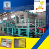 Paper Pulp Egg Tray Production Line Pulp Molding Machine Egg Tray Show Tray Machine