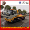 Dongfeng Light 3tons Wrecker Towing Truck