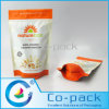 Printed Color Stand up Bags for Popcorn Packaging