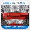 5t 10t 20t 30t 40t 50t Rail Mounted Double Girder Overhead Crane