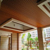 Hotel Ceiling/WPC Ceiling Material with New Design