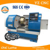 Rim Euipment Diamond Cut Alloy Wheel Repair CNC Lathe