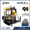 Crawler Mounted Self-Propelled Rotary Drilling Rig for Water Well and Core Sampling