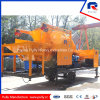 High Quality Truck Mounted Concrete Mixer Pump with Hydraulic System for Sale
