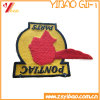 Customed Fashion Garment Patch, Embroidery Patches and Pathe Supply Patch,Embroidery Patch,Writing Patch,Words Patch,Collection Patch,Woven Label (YB-HR-404)