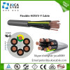 Waterproof H05VV5-F Wire 3X0.5mm2 for Moving Environment