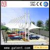 Outdoor PVDF Steel Structure Car Parking Tent