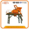 Construction Machinery Js1000 Concrete Mixer for 50m3/H