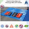Non Toxic Self-Cleaning ASA Synthetic PVC Corrugated Wave Roofing Sheets