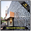 Exterior Decorative Prefabricated Panels Aluminium Cladding Sheets