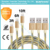High Quality Fast Charging USB Cable for iPhone 6/7