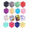 New Style Fidget Square Spinner Hand Cube Hand Spinner
